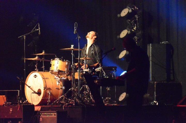 alex schuster   drumming, recording, programming